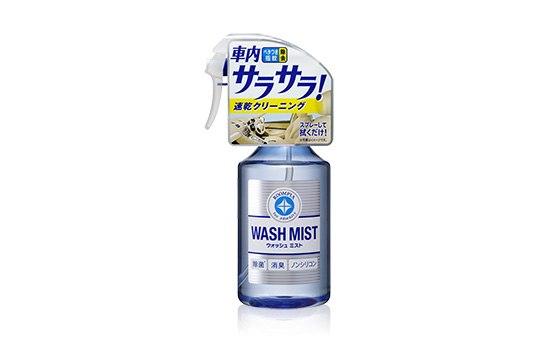 Soft99 Wash Mist 300ml (Czyszczenie kokpitu) - GRUBYGARAGE - Sklep Tuningowy